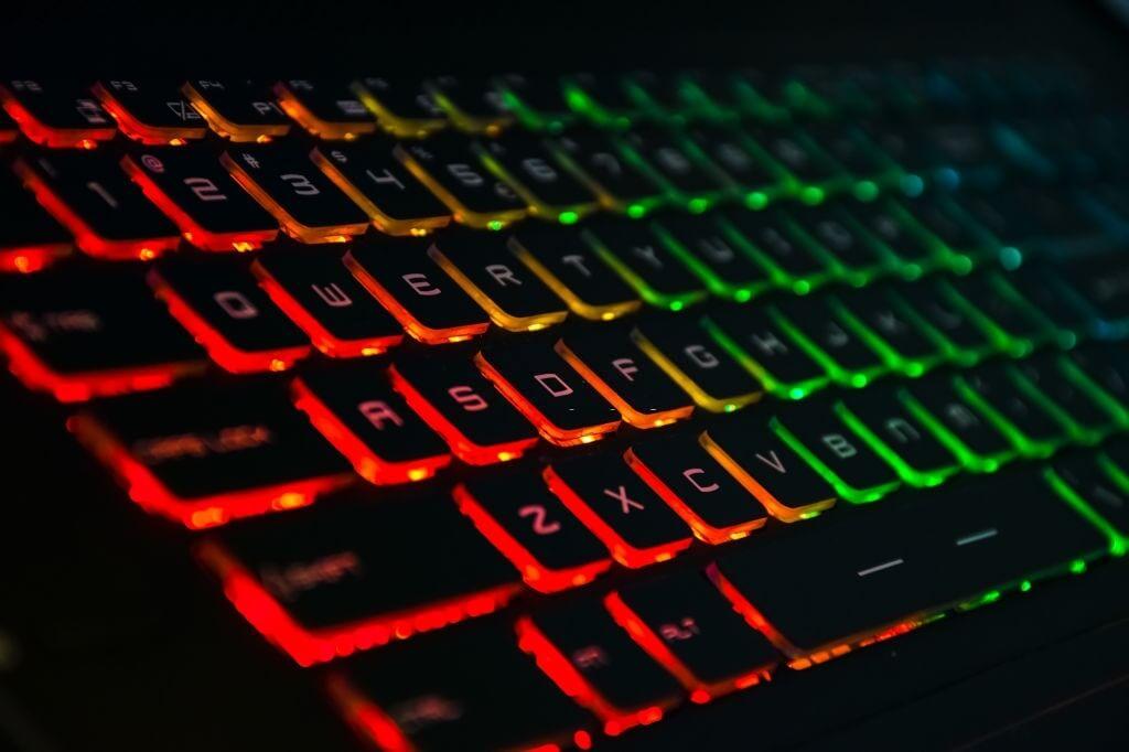 Leise Tastatur