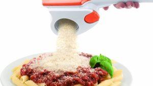 Elektrische Parmesanreibe