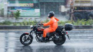 Motorrad Regenkombi